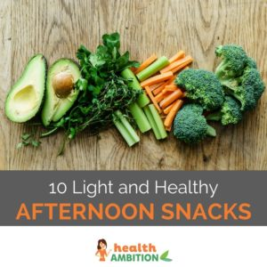 10 Light and Healthy Afternoon Snacks