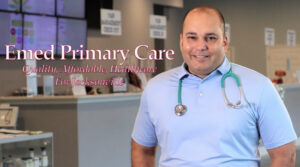 dr rene pulido emed primary care