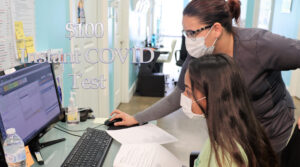 instant covid test 32207